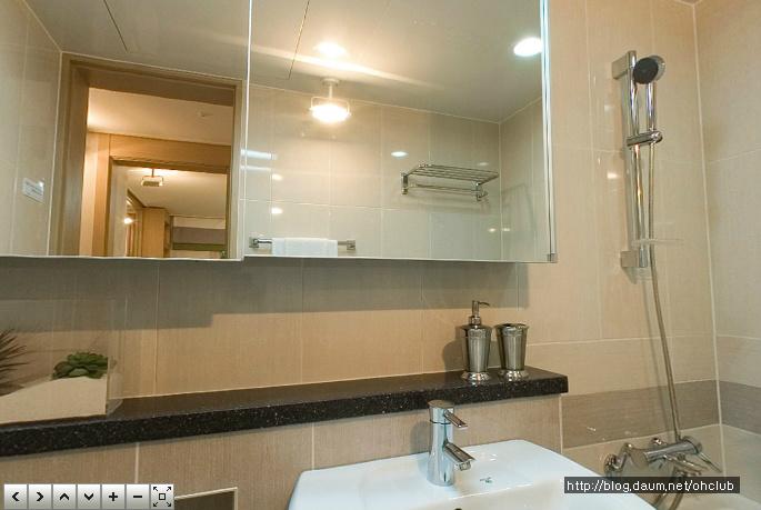 [욕실인테리어] 욕실 모델하우스를 통해 본 욕실인테리어