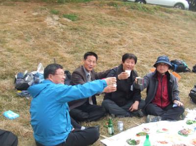 관악산에서 우리는 다시 만났다^^