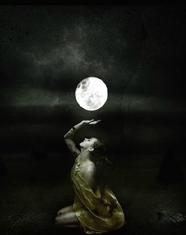 《银月》菲利普赖利和洁妮爱莉森 - 空山鸟语 - 月滿江南