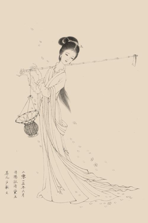 """청말문인의 """"채대지쟁(釵黛之爭)"""""""