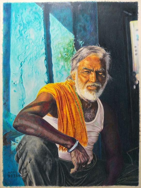 印度商人(인도상인)
