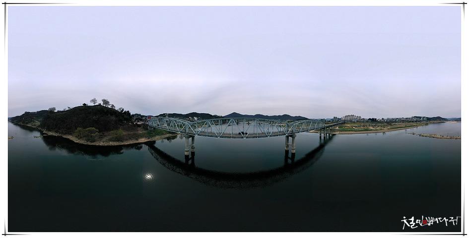 공산성 금강철교 360 VR 파노라마(MAVIC2PRO.공주시)