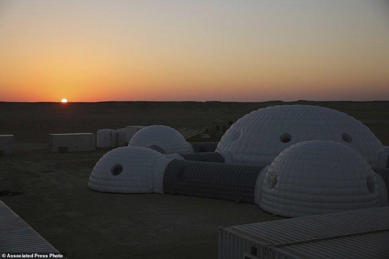 오만 사막서 세계 과학자 200명 화성탐험 시뮬레이션 시험