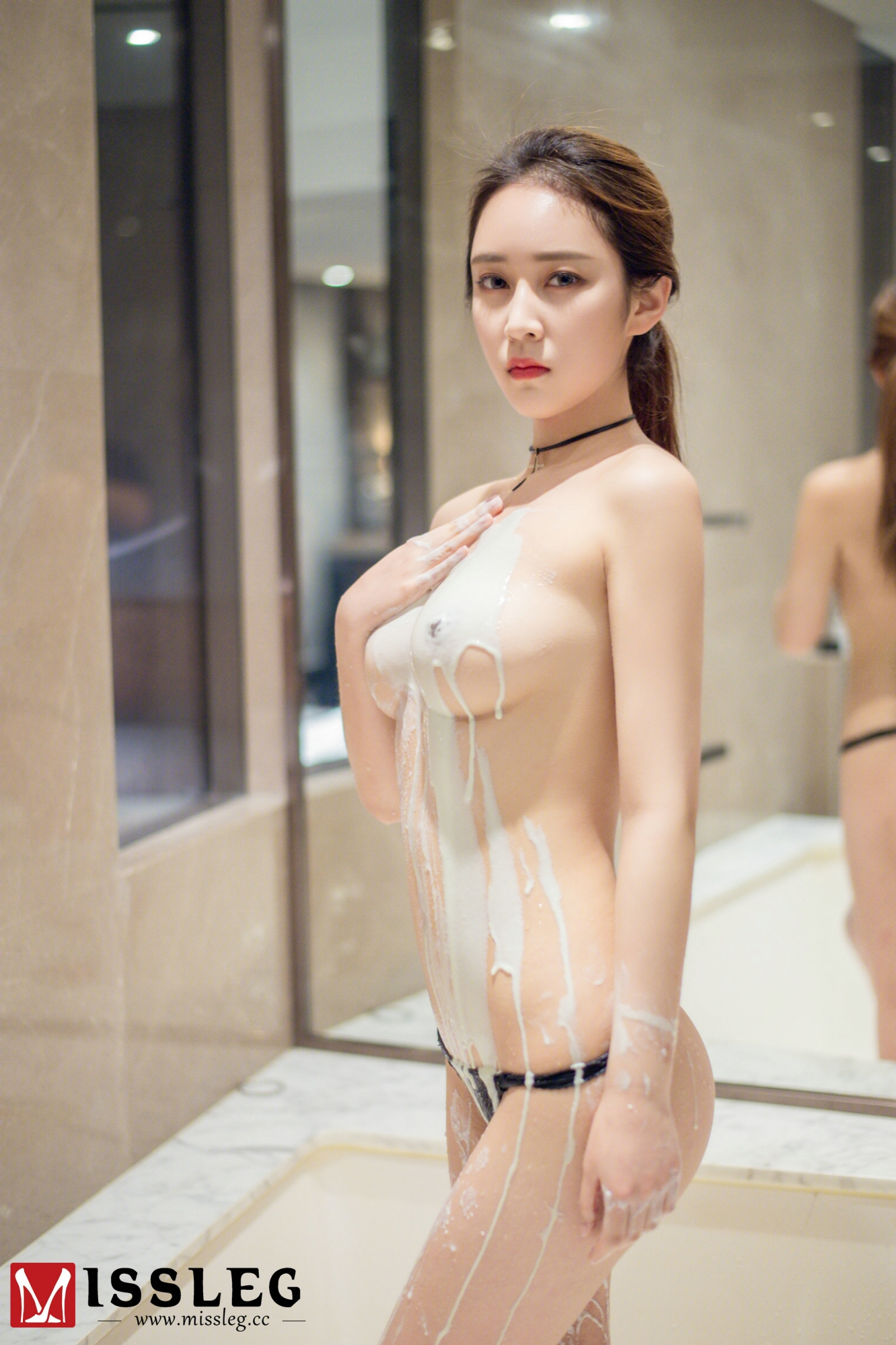 hot nude Chinese milk girl